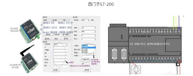 下面就介绍一下怎么使用modbus协议建立s7-200与紫金桥软件之间的通讯